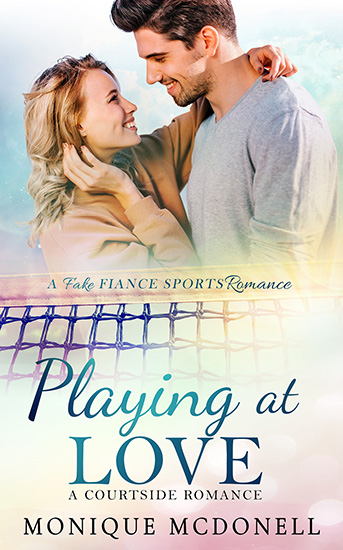 Playing at love - A Courtside Romance