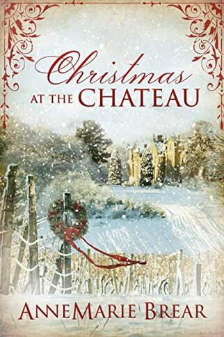 Christmas at the Chateau - Cover