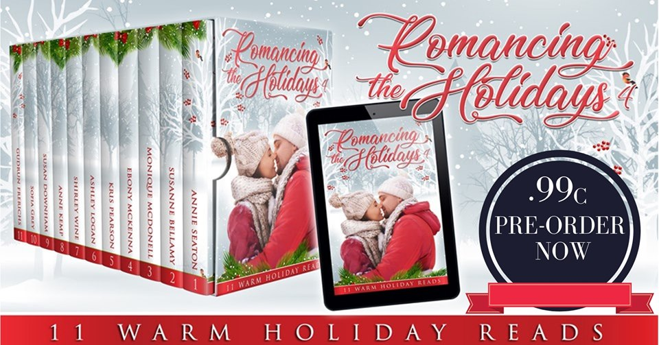 Romancing the Holidays Box Set Preorder Promo