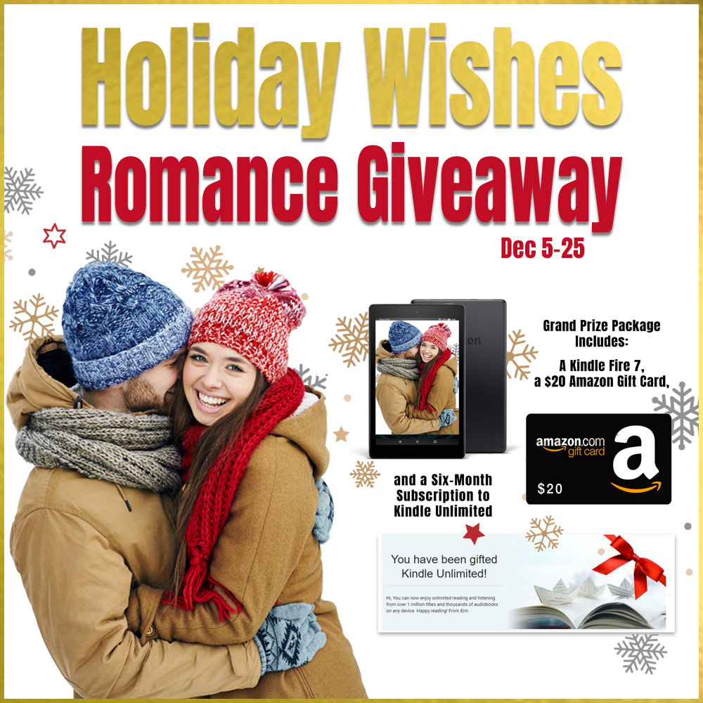 Holiday Wishes Romance Giveaway Promo
