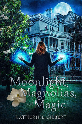 Moonlight, Magnolias and Magic - Cover
