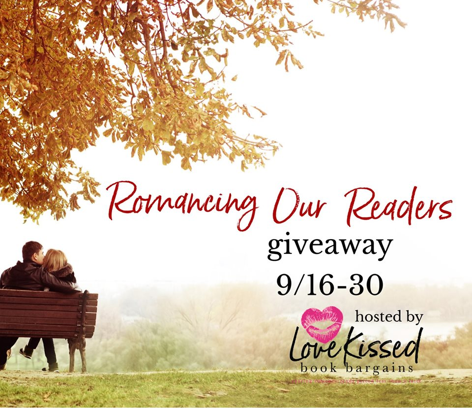 Romancing Our Readers Giveaway Banner