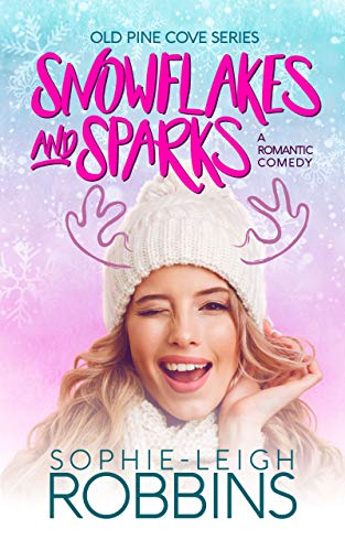 Snowflakes and Sparks - Cover