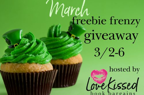 March Freebie Frenzy Graphic