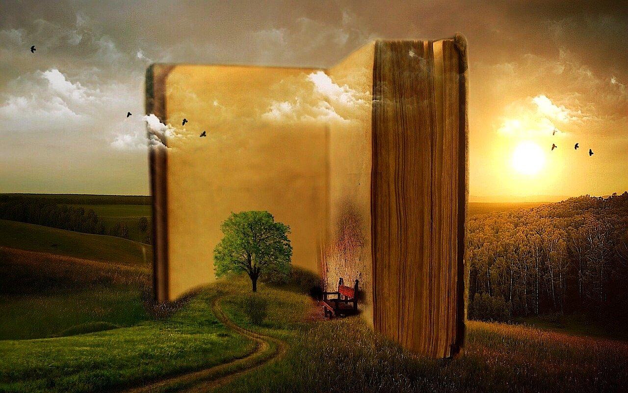 Book old clouds