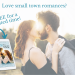 Love in small town graphic